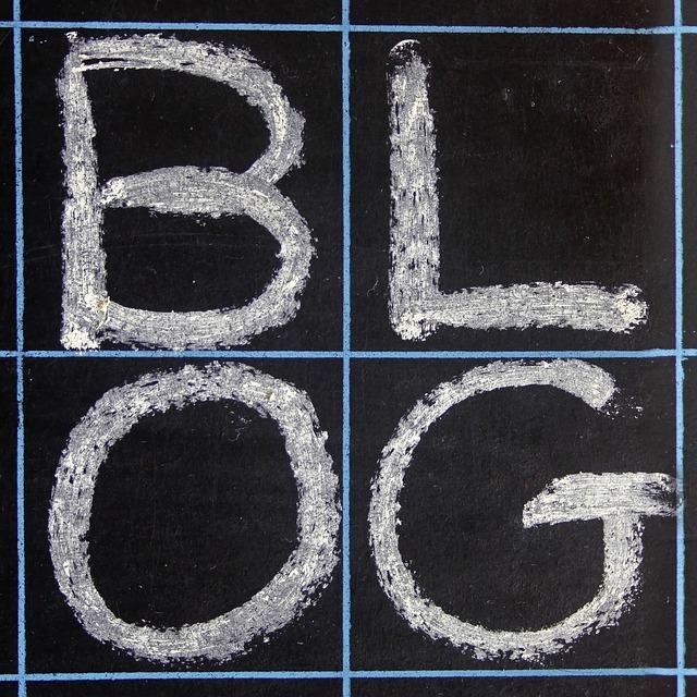 初心者が悩むブログとホームページの違いとは