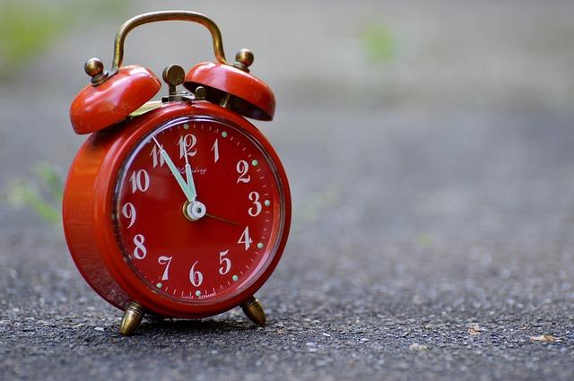 アフィリエイトに使う時間とその使い方について